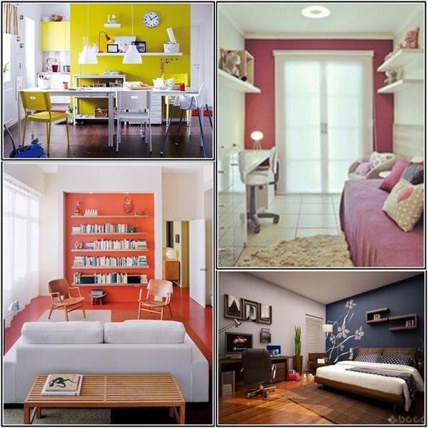 paredes coloridas