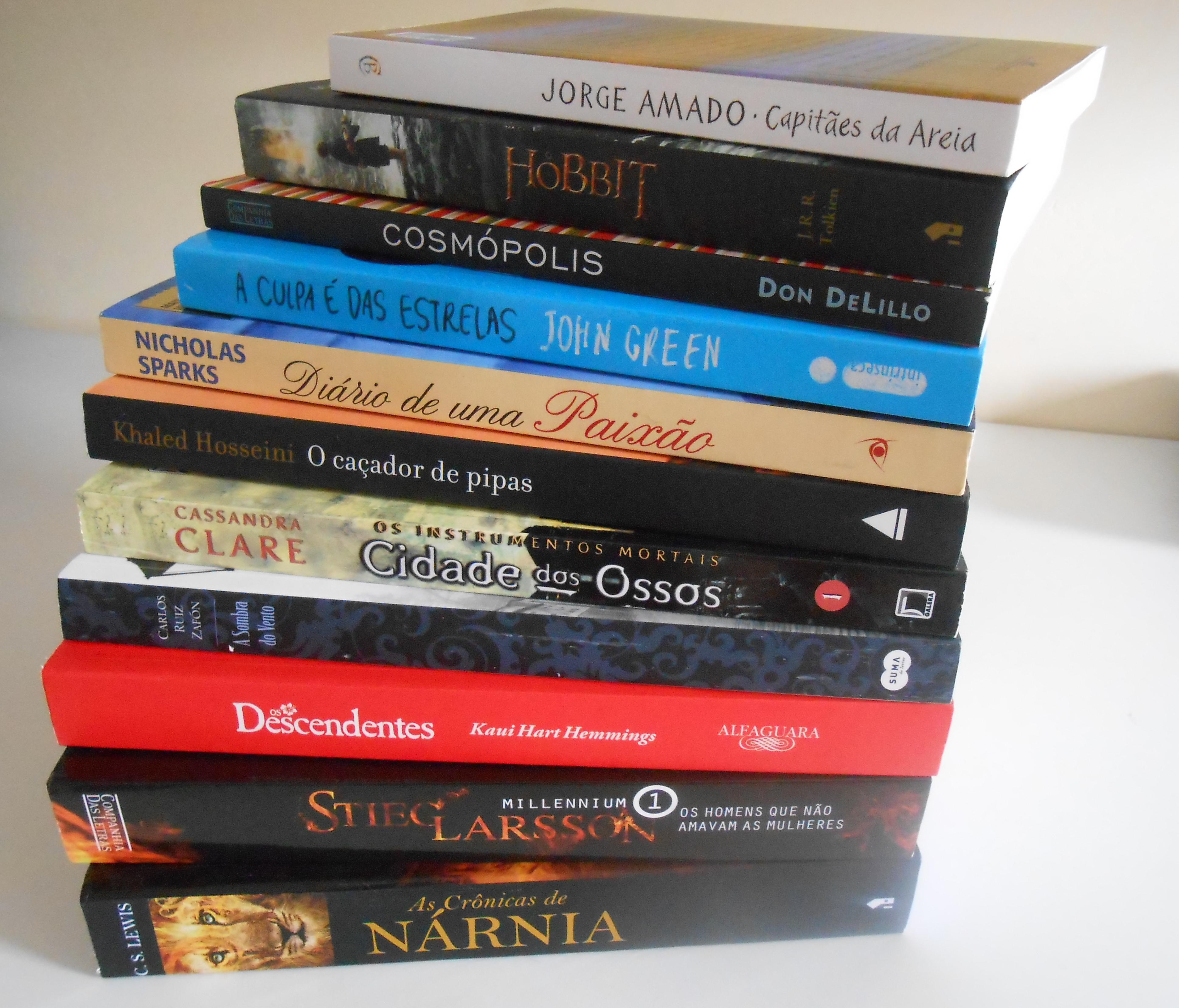 . Ainda tem muitos livros que eu desejo e já até encomendei online #137BB8 3878x3315