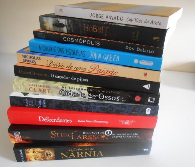livros para ler