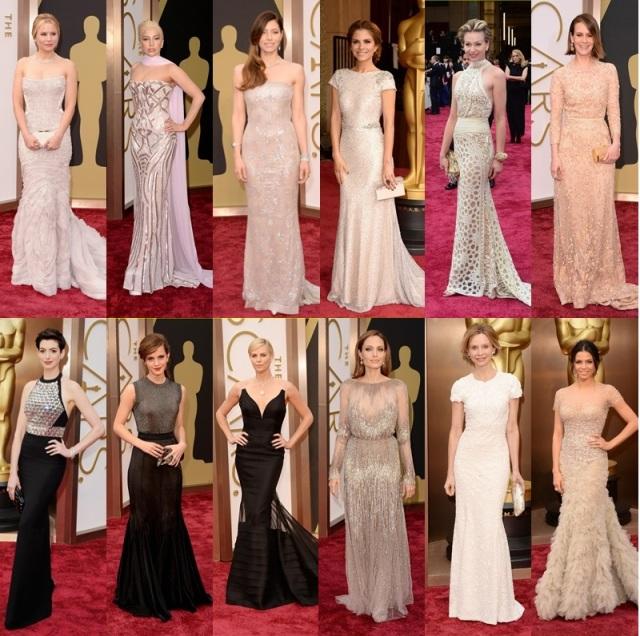 Looks Oscar 2014